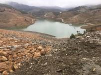 Dereboğazı Barajında Su Dolumu Başladı