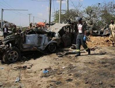 Somali'de ölen 2 Türk'ün cenazesi Ankara'ya geldi