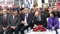 İLKER GÜNDÜZÖZ - İçişleri Bakanı Soylu Açıklaması 'Birileri Çatlasa Da Patlasa Da Kanal İstanbul'u Yapacağız'