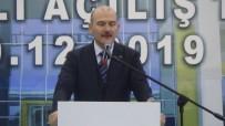 İLKER GÜNDÜZÖZ - İçişleri Bakanı Soylu, MUŞTİ'nin Açılışını Yaptı