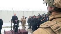 İçişleri Bakanı Süleyman Soylu, Muş'ta Üs Bölgesini Ziyaret Etti