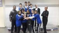 Kadir Boylu Ortaokullu Dartçılardan Çifte Şampiyonluk