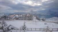 ERMENEK - Karaman'ın Üç İlçesinde Okullara Kar Tatili