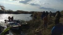 DENİZ POLİSİ - Kayıp Amatör Balıkçının Cansız Bedenine Ulaşıldı