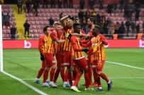 SARı KıRMıZıLıLAR - Kayserispor İlk Kez 6 Gol Yedi