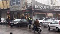 Kilis'te Yoğun Sis Etkili Oluyor