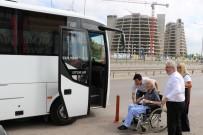 KANSER TEDAVİSİ - Kocaeli'de 1 Yılda 2 Bin 104 Kanser Hastasına Ücretsiz Ulaşım