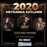 TÜRKMENISTAN - Marmaris'te Yeni Yıl Coşku İle Kutlanacak