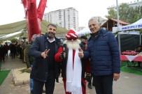 MÜZİK GRUBU - Mezitli'de Yeni Yıl Şöleni Coşkulu Başladı