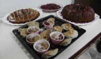 MEDENİYETLER - Nar İlçesi Oğuzeli'nde İlk Kez Narlı Ekmek Yapıldı
