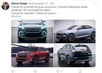 Osmancık Belediyesi 100. Yerli Otomobile Talip Oldu