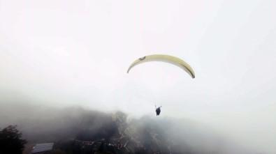 (ÖZEL) Yarış Dronu İle Türkiye'yi Tanıttı