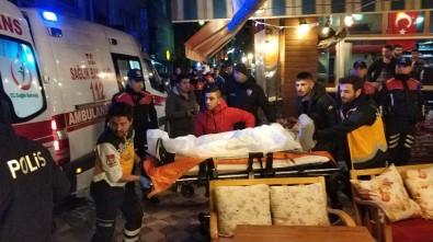 Samsun'da Silahlı Saldırı Açıklaması 1 Yaralı