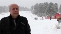 Sezonu Açan Cıbıltepe'deki Turizmcileri 'Yılbaşı' Heyecanı Sardı