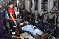 MEDİKAL KURTARMA - Somali'de Hayatını Kaybeden 2 Türk'ün Cenazeleri İle 16 Yaralı Türkiye'de