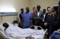 MEDİKAL KURTARMA - Somali'de Terör Saldırısında Yaralananlardan 11'İ Türkiye'ye Sevk Edilecek