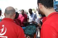 MEDİKAL KURTARMA - Somali'deki Terör Saldırısında Yaralanan 15 Kişi Ve 2 Vatandaşın Cenazesi Türkiye'ye Sevk Ediliyor