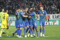 RIZESPOR - Süper Lig Açıklaması Çaykur Rizespor Açıklaması 1 - Fenerbahçe Açıklaması 1 (İlk Yarı)