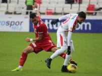 YAŞAR KEMAL - Süper Lig Açıklaması DG Sivasspor Açıklaması 0 - Göztepe Açıklaması 0 (İlk Yarı)