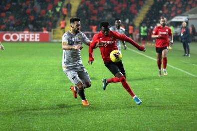 Süper Lig Açıklaması Gaziantep FK Açıklaması 1 - Yeni Malatyaspor Açıklaması 1 (Maç Sonucu)