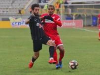 TFF 1. Lig Açıklaması Boluspor Açıklaması 1 - Eskişehirspor Açıklaması 1