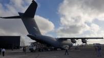 TERÖR SALDIRISI - Türk Yardım Uçağı Somali'ye Ulaştı