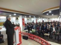 Yeniden Refah Partisi Muş Merkez İlçe Başkanlığına Altınay Seçildi