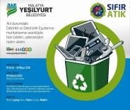 ELEKTRONİK EŞYA - Yeşilyurt Belediyesi'nden Farklı Bir Proje Daha