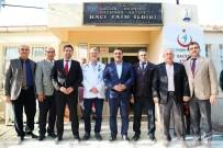 HAKAN BAYRAKÇı - AK Partili Cemal Bekle'den Şiddete Uğrayan Doktora Ziyaret