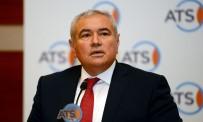 AKDENIZ BÖLGESI - ATSO Başkanı Çetin Açıklaması 'Kasım Ayı Enflasyonu Oranı Beklentilerin Oldukça Altında'