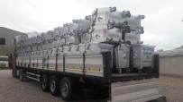 BİSİKLET YOLU - Bakanlıktan Tuşba Belediyesine Çöp Konteyneri Desteği