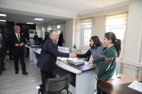 KASıMIYE MEDRESESI - Başkan Büyükkılıç, Kardeş Şehir Artuklu'da