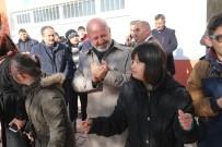 EĞITIM İŞ - Başkan Çolakbayrakdar, Engellilerin Yüreğine Dokundu