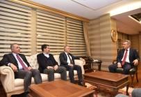 Başkan Dursun'dan Ağrı'ya Ziyaret