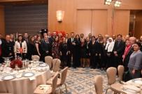 FENER RUM PATRİĞİ BARTHOLOMEOS - Beşiktaş Yeni Yıl Buluşmasının İlki Gerçekleştirildi