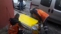 ENGELLİ VATANDAŞ - Beyoğlu'nda 'Engeller' Kaldırıldı