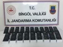 AKILLI CEP TELEFONU - Bingöl'de Kaçakçılıkla Mücadele
