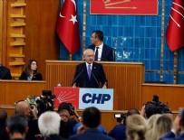 GRUP TOPLANTISI - Kılıçdaroğlu'dan Erdoğan'a veto teşekkürü