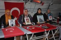 SELAHATTİN DEMİRTAŞ - Çocukları Dağa Kaçırılan Ailelerden Demirtaş'ın Cezaevinden Tahliye Edilmesi Gündemine Tepki