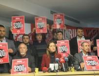 CUMHURİYET ALTINI - DİSK, 2020 asgari ücret talebini açıkladı