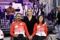 ESRA EROL - Esra Erol'a Engellilere Yardımlarından Dolayı Plaket