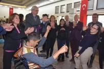 BEDENSEL ENGELLILER - Farkındalık Gününü Doyasıya Kutladılar