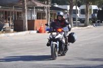 YUNUS TİMLERİ - Fethi Sekin'in Motosikleti Hiç Kullanılmıyordu, İlk Kez Törene Getirildi
