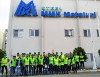 ÇıTAK - GAÜN Öğrencileri İskenderun Demir-Çelik Teknolojileri Sempozyumunda