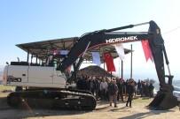 İSMAİL YILMAZ - Hacıtufan Mahallesi, Paletli İş Makinasına Kavuştu