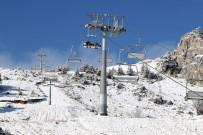 CUMHUR ÜNAL - Keltepe Kayak Merkezi Günübirlik Kayak Turizmine Açılacak