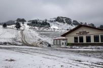 CUMHUR ÜNAL - (Özel) Karabük Keltepe Kayak Merkezi Günübirlik Kayak Turizmine Açılaca