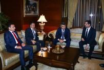 ORMAN VE KÖYİŞLERİ KOMİSYONU - Tek Millet, Üç Devlet Tarım Bakanları Bakü'de Bir Araya Geldi
