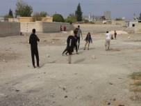 SURİYE - Tel Abyadlı Çocukların Yüzü Gülüyor
