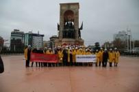 ROMA İMPARATORLUĞU - Türkiye Madenciler Derneği YKB Emiroğlu Dünya Madenciler Günü Ve Bayramı'nı Kutladı
